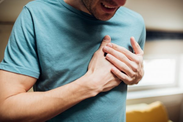 Causes of heart disease in young people